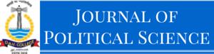 Journal of Political Science, DAV College Jalandhar